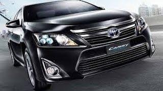 Toyota Camry 2015 new 2.5 AT Тест драйв и полный обзор