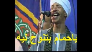 محمد العجوز  ياحمام بتنوح لية توزيع جديد  جميله جدا
