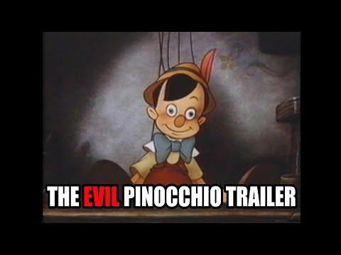 THE EVIL PINOCCHIO TRAILER