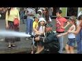 Одесса, дети - пожарные и полицейские :) / Kid Cops & Firemen, Odessa Kids Day