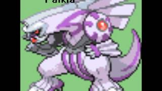 All Legendaries On Pokemon Platinum