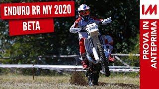 Prova Beta gamma Enduro RR 2020 4T e 2T, otto moto tutte nuove, il futuro è arrivato!