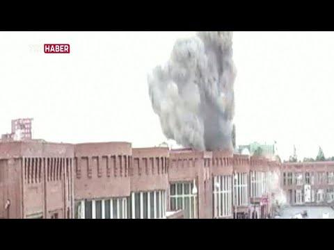 CCTV captures missile attack on Ganja, Azerbaijan as tensions with Armenia intensify