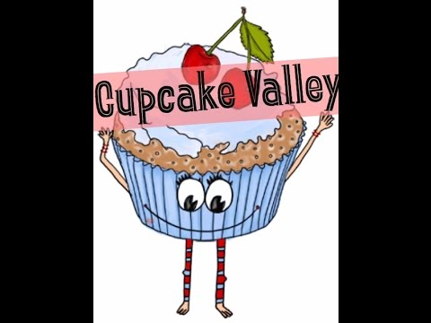 Welcome To Cupcake Valley - Children's Bedtime Story/Meditation