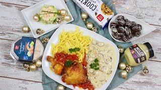3-Gänge Weihnachtsmenü - Kartoffeltatar I Hähnchen Grillpfanne I Cookie Pralinen