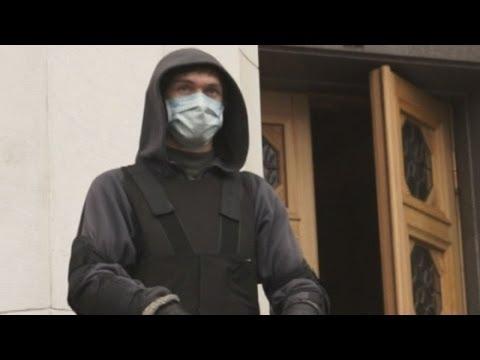 Yulia Tymoshenko - 'a dictatorship has fallen'