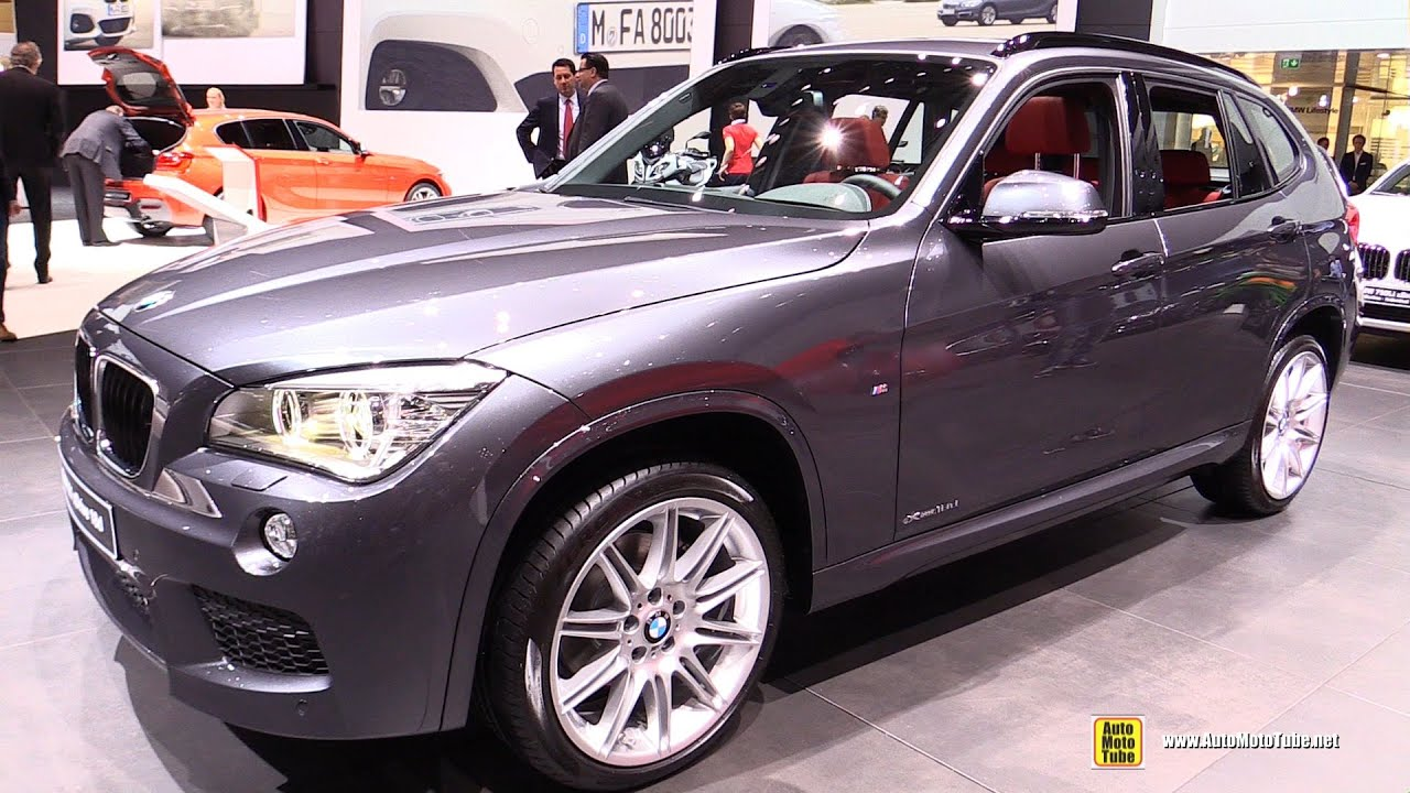 2015 bmw x1 xdrive 18d m sport package exterior and interior walkaround 2015 geneva motor. Black Bedroom Furniture Sets. Home Design Ideas