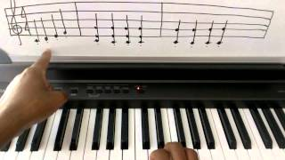 Piano Theory: Staccato - How to Play Staccato