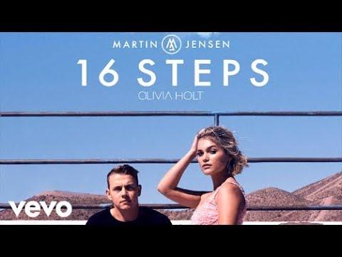 Martin Jensen & Olivia Holt - 16 Steps (Audio)