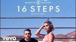 Martin Jensen & Olivia Holt - 16 Steps (Official Audio)