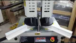 Сварочный станок Plastmak SC101(Станок для сварки ПВХ окон Plastmak SC 101 (Турция). Сварка происходит в автоматическом режиме. Отдельно настраива..., 2015-06-15T11:19:40.000Z)