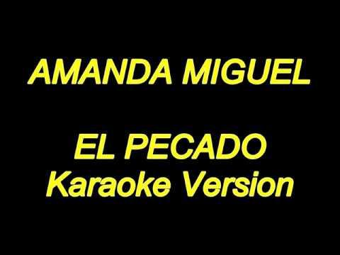 Amanda Miguel Lyrics