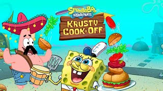 SpongeBob: Krusty Cook-Off - Unlock Bongo Drum - The Best Cooking Games