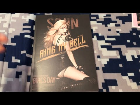 UNBOXING: Girl's Day 'Love' (Sojin Version) 2nd Album CD (Ring My Bell)
