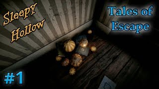 Tales of Escape #3 | Sleepy Hollow DLC, jetzt wird es gruselig! | deutsch gameplay coop pc