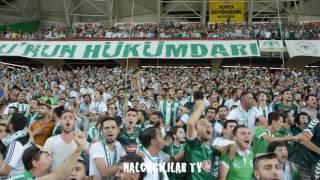 26/08/2016 KONYASPOR'umuz - Beşiktaş Tribün görüntüleri. NALÇACILILAR TV