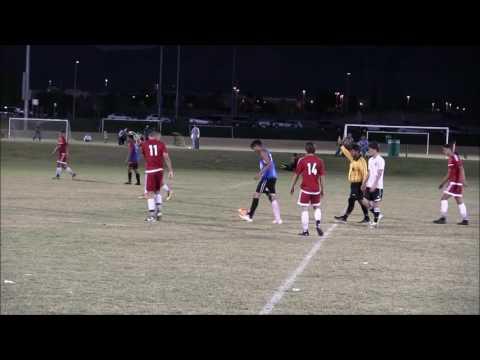 10-26-16 U-19 Legacy 7-4 over Indians, El Paso Classic Soccer League