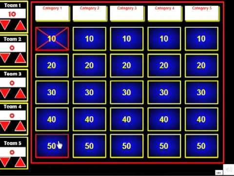 Flash Jeopardy In 2 Minutes - Youtube