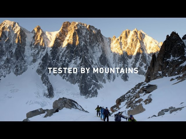 Tested by Mountains