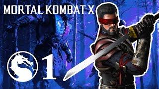 Mortal Kombat X: Kenshi vs the Klassic Tower!