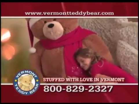 Isabel Myers, Vermont Teddy Bear Commercial