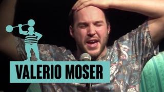 Valerio Moser – Die nackte Göttin