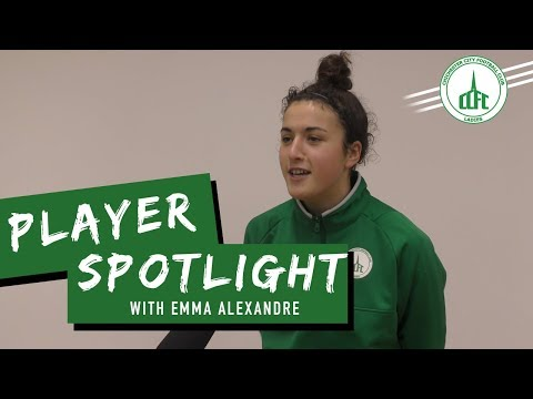 Player Spotlight | Emma Alexandre