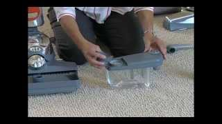 How to attach the Kirby Vacuum Carpet Shampooer - Sentria