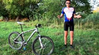 Велосипедист в городе(Небольшое видео о том, что не стоит бояться ездить по проезжей части. Не все так ужасно и печально как вам..., 2015-08-12T10:54:35.000Z)
