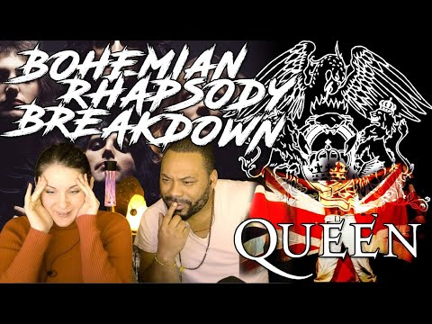 QUEEN Bohemian Rhapsody Reaction!!!