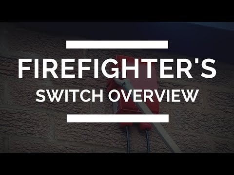 Europa Components   Firefighter's Switch Overview
