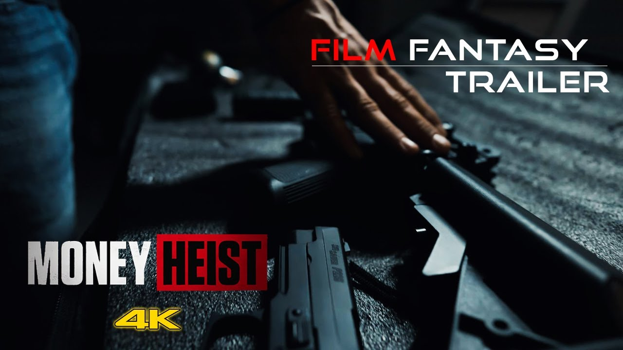 Money Heist: Part 5 | La Casa De Papel 5 | Official Trailer