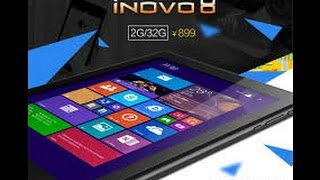 Ainol inovo8 Intel Z3735D Quad Core 1.8GHz 8 Inch Win8 Tablet