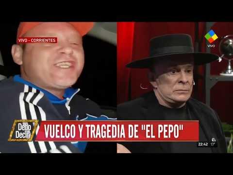 Vuelco y tragedia de 'El Pepo' - #DeboDecir (21/07/2019)