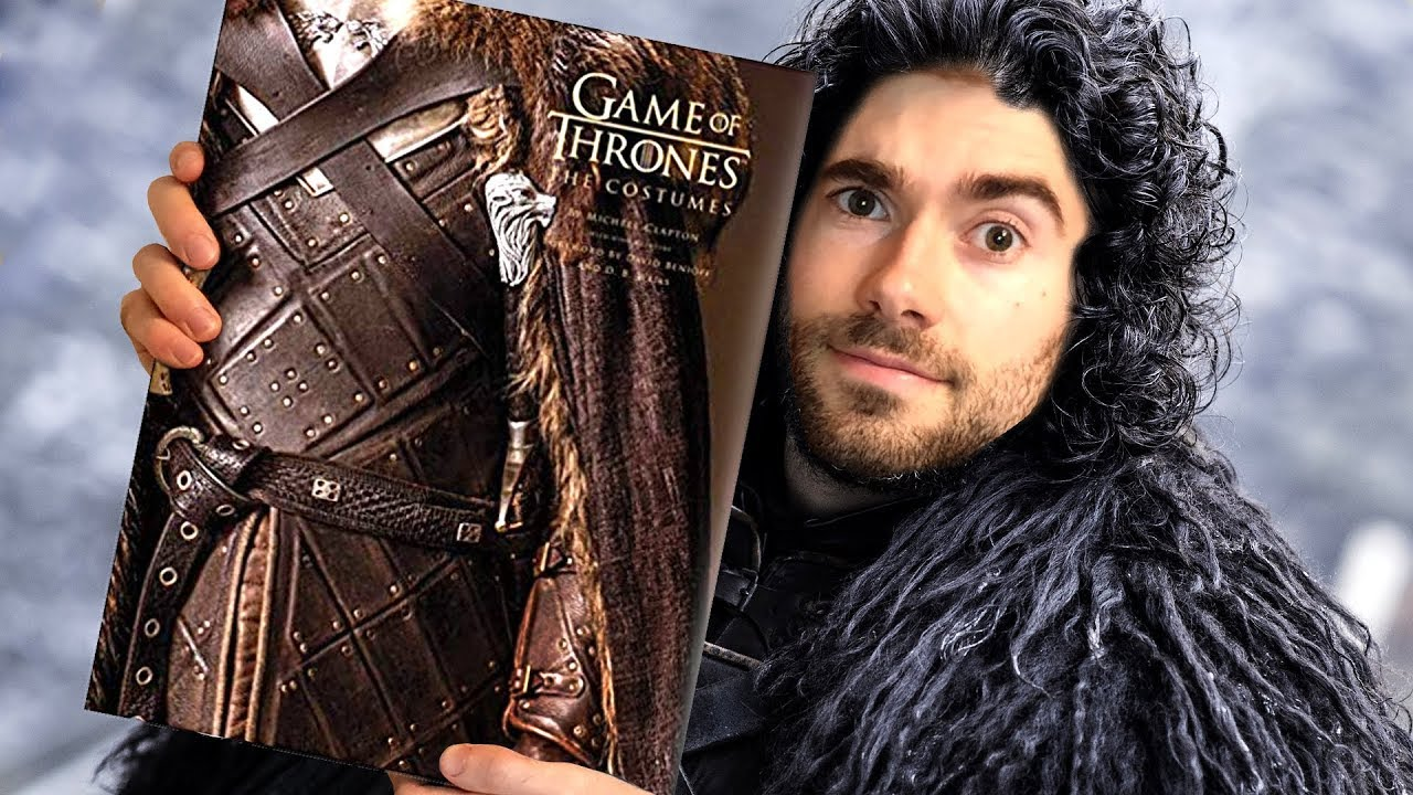 Game Of Thrones Costume Design Book Review Preview Youtube