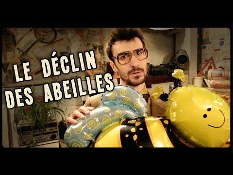 Professeur Feuillage - Episode 03 - LE DÉCLIN DES ABEILLES