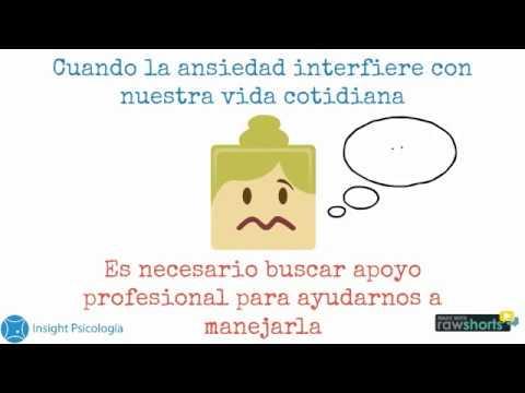 Terapia Cognitivo Conductual para la Ansiedad 2