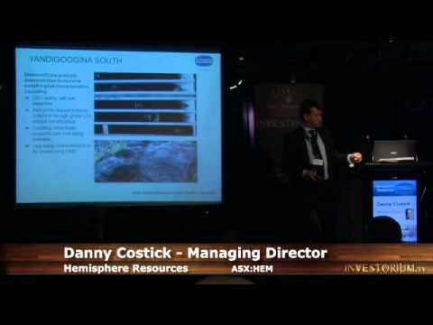 Hemisphere Resources (ASX:HEM) MD Danny Costick Presents
