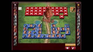 Mystery Player Stratego Tutorial Series(Flag up Front) Game 20 of 25