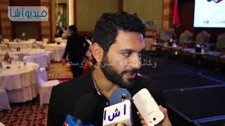 بالفيديو :حسن الرداد
