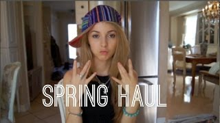 Spring/Vacation Haul | 2014