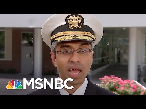 Surgeon General On Nation's Opioid Epidemic | MSNBC