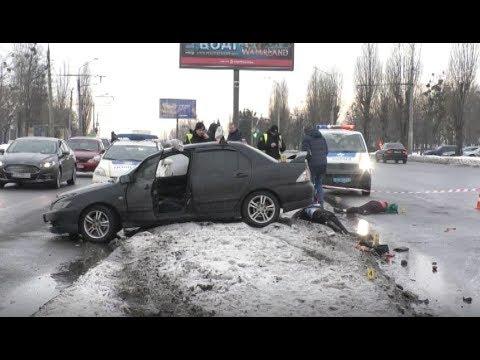 АТН Харьков: В Харькове произошла жуткая авария. Погибли две женщины - 14.02.2020