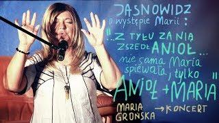 """Jasnowidz:"""" Nie SAMA MARIA śpiewała, tylko ANIOŁ + MARIA"""" - koncert Marii Grońskiej © VTV"""