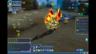 Repeat youtube video Digimon Masters Online Skin Evo Efect And Supreme Paladin Mode (Sounds Too)