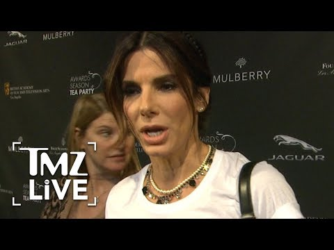 Sandra Bullock's Stalker Planned to Sexually Assault Her  TMZ Live