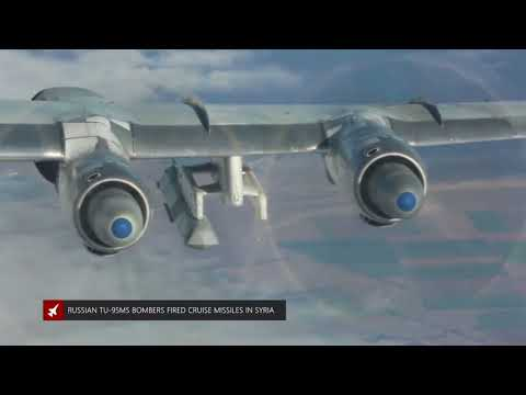 Russian Tu-95MS bombers fired cruise missiles in Syria