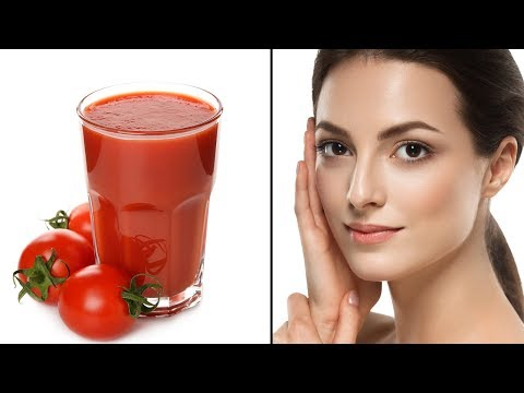 This Women Drank a Glass of Tomato Juice Every Day for 2 Months The Result is Amazing