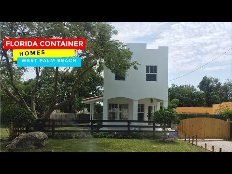 Florida Container Homes by Bessenroth Builders Inc.