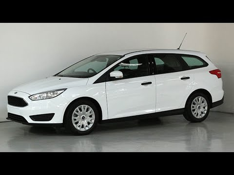 2017 Ford Focus Ambiente Station Wagon - Team Hutchinson Ford